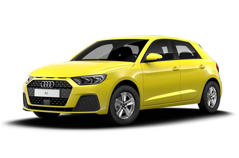 Audi A1 25 TFSI
