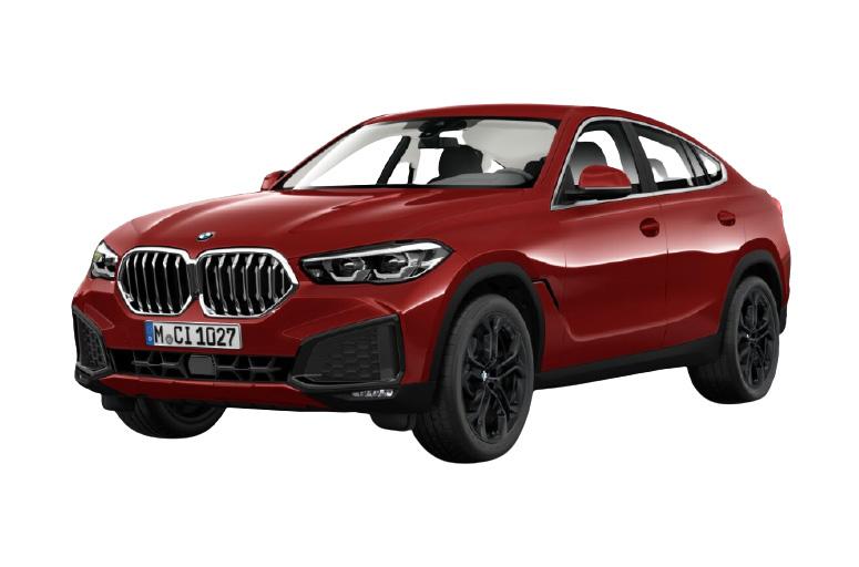 BMW X6 xDrive30d 249CV