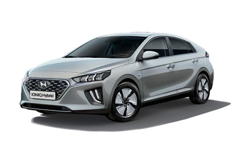 Hyundai Ioniq Hybrid DCT Tech