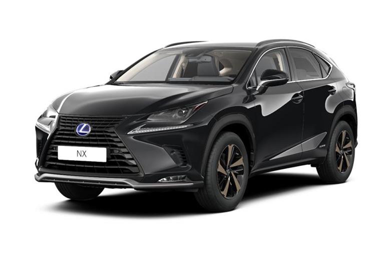 Lexus NX Hybrid Business 2WD