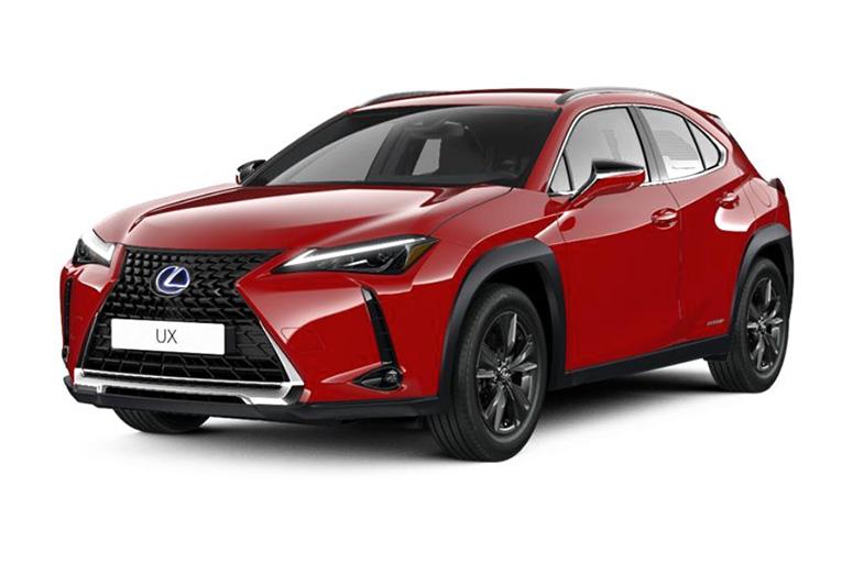 Lexus UX Hybrid Business