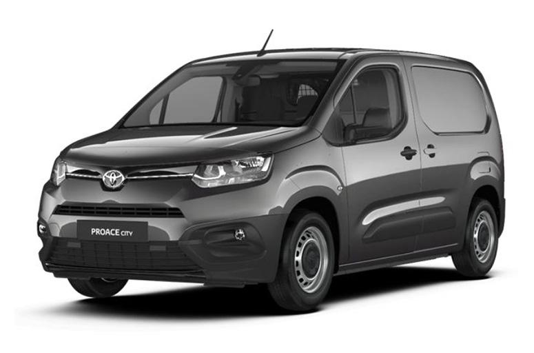 Toyota Proace City 1.5D 100 CV