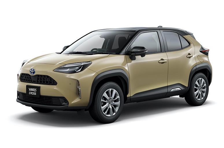 Toyota Yaris Cross 1.5H E-CVT Business