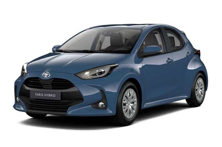 Toyota Yaris 2020 Hybrid Business MY20