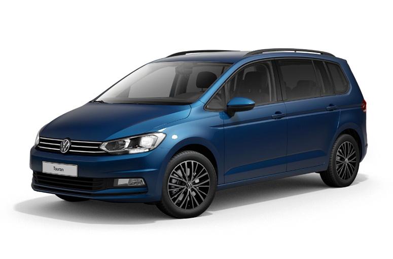 Volkswagen Touran 1.6 TDI Trendline Bluemotion Technology